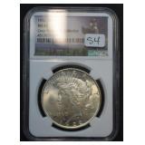 1922 Peace Dollar MS63