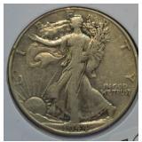 1944 Walking Liberty Silver Half Dollar
