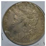 1884 Morgan Silver Dollar Choice BU