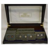 Collectible Coin of American Set w/ Case