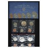 1991 U.S. Mint UNC Coin Set