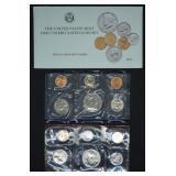 1989 U.S. Mint UNC Coin Set