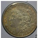 1921 Morgan Silver Dollar Choice BU