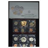 1988 U.S. Mint UNC Coin Set