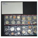 1979 & 1981 U.S. Mint UNC Coin Set