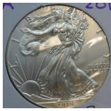 2015 Silver Eagle Choice BU