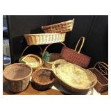 Large Collection of Baskets