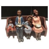 Family on Church Pue