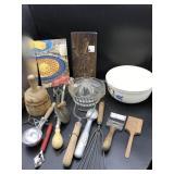 Vintage/Antique Kitchen Collection