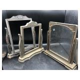 Art Deco Picture Frame & 1930