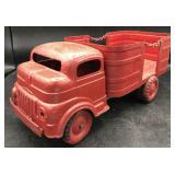 Antique Structo Wind Up Truck