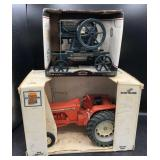 Allis Chalmers One Ninety Diesel Tractor and more