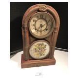 Vintage Chinese Shelf Clock