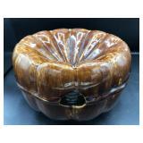 Bennington Rockingham Pottery Spittoon