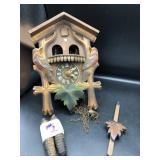 Vintage German Cuckoo Clock