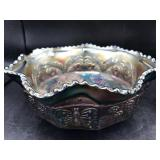 Collection of Carnival Glass Bowl, Tumbler & more