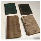 Antique Small Books