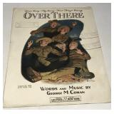 """""""Over There"""" Vintage - Norman Rockwell Art"""