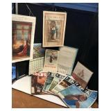 Antique/Vintage Calendars & Magazines