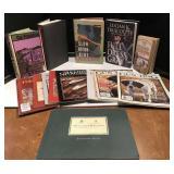 Novels, Magazines and Sporting Guns Book