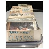 Rare/Mint Postcards