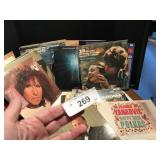 LPs of Various Artists including Dolly Partin