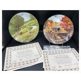 2 Collector Plates - Bart Jarner - Knowles