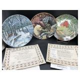 3 Collector Plates