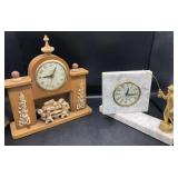 United Mantle Clock & Sessions Mantle Clock