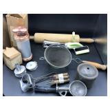 Modern/Vintage/Antique Kitchen Utensils & More