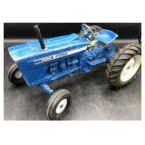 Vintage Ford 4600 Blue Tractor