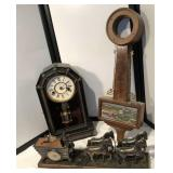 Vintage Clocks that Need TLC