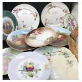 Collection of Vintage Plates