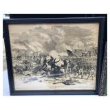 Vintage Frame, Lithographs, and more