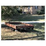 Dual Action Utility Trailer - 16 foot