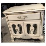 Vintage French Provencial Side Table
