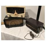 Collection of Vintage Radios/Receivers