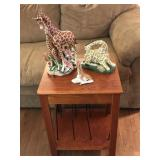 Table, Fitz & Floyd Giraffe and more