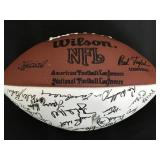 Autographed Game Football