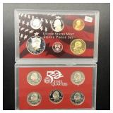 2003 SILVER PROOF SET