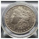 1898 MORGAN DOLLAR CHOICE BU