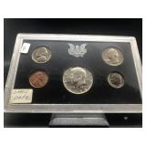 1970 SMALL DATE PROOF SET