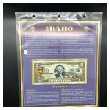IDAHO 2$ BILL GEM