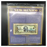 NEW MEXICO 2$ BILL GEM
