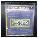 NEW JERSERY 2 4 BILL  GEM