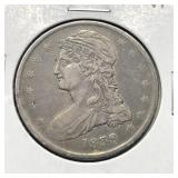 1838 BUST HALF DOLLAR  VF