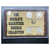 THE OBSOLETE NICKEL COLLECTION