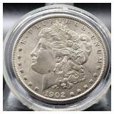 1902 O MORGAN DOLLAR CHOICE BU