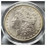 1899 O MORGAN DOLLAR CHOICE BU