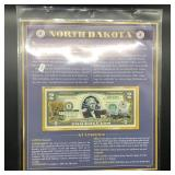 NORTH DAKOTA 2 $ BILL GEM